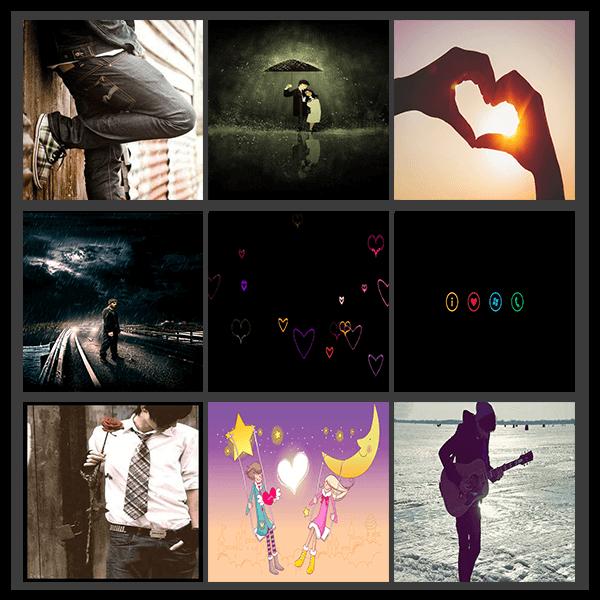 دانلود مجموعه هشتم عکس برای کاور موزیک