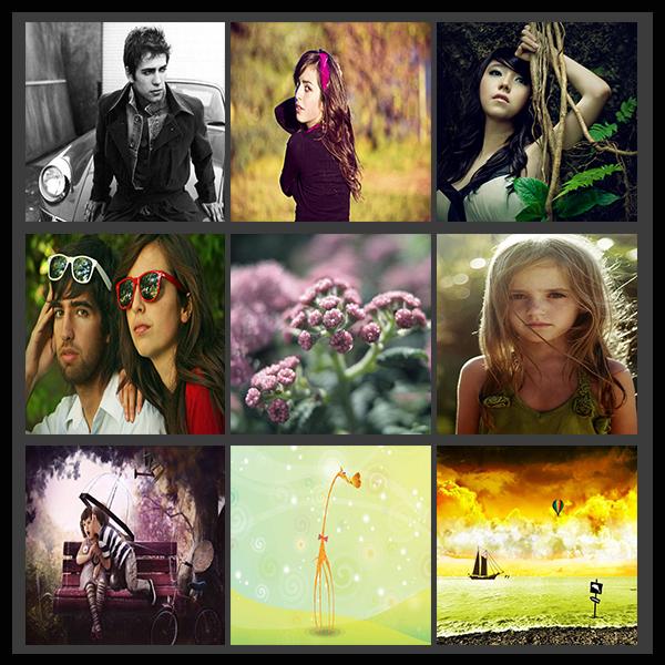 دانلود مجموعه نهم عکس برای کاور موزیک